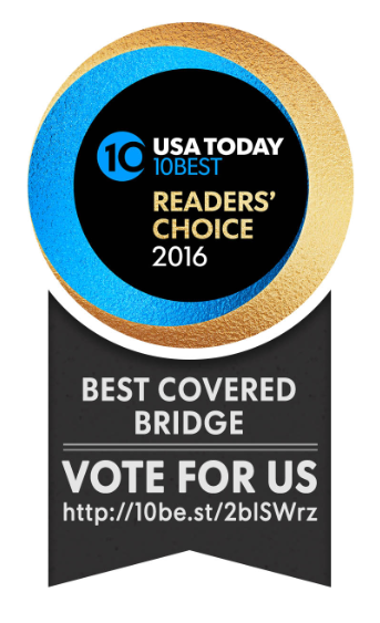 USA Today 10Best Badge